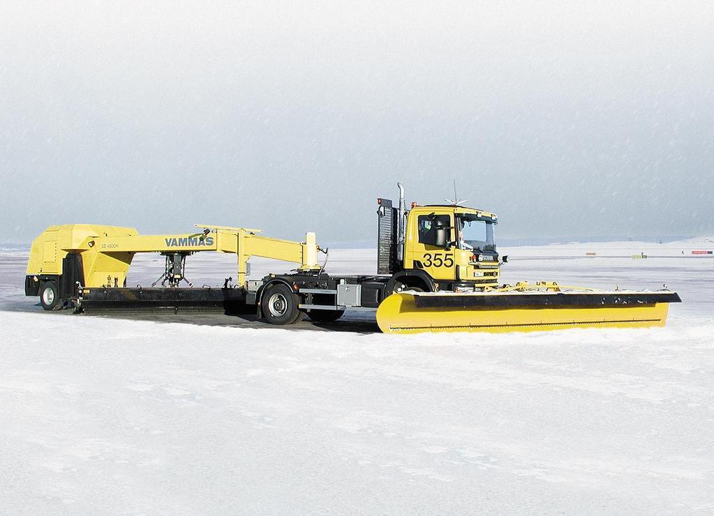Vammas SB4500 Snow Plow