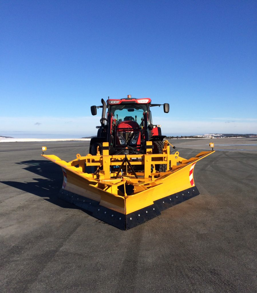 image of the Vammas PS3500 Edge Light snow plow